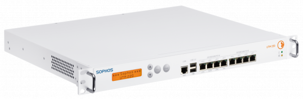 Sophos UTM 320 Hardware (Astaro Security Gateway ASG320)