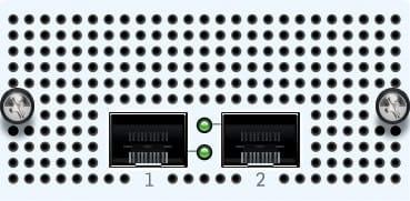 Sophos 2 Port 10GbE SFP+ FleXi Port Modul für XG750, SG/XG 550/650 Rev.2 only (Glasfaser)