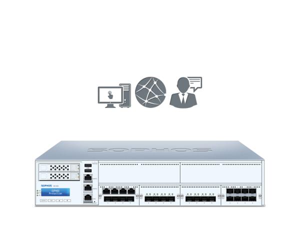 Sophos XG550 inkl. Enterprise Protect