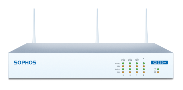 Sophos XG 135w Security Appliance WiFi (SG135w)
