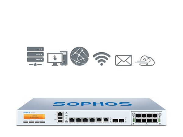 Sophos SG 230 TotalProtect Plus (SG230)