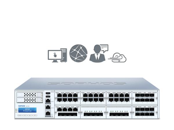 Sophos XG750 inkl. Enterprise Protect Plus