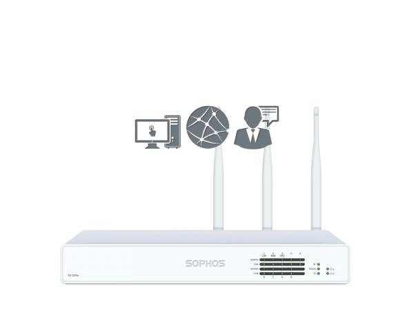 Sophos XG 125w EnterpriseProtect (XG125w) Rev. 3