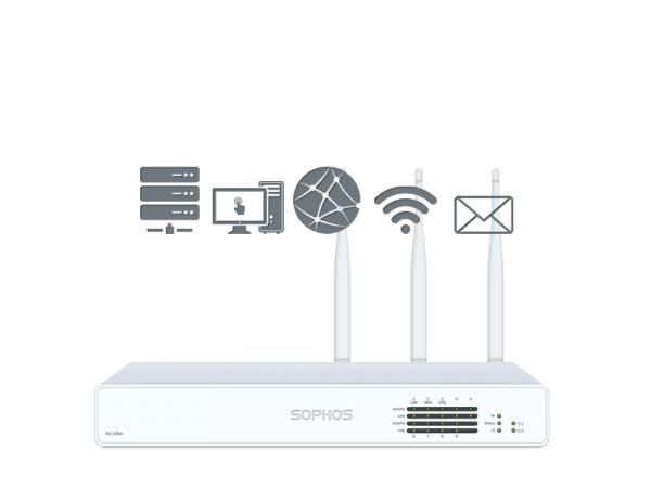 Sophos XG 135w EnterpriseProtect Plus (XG135w)