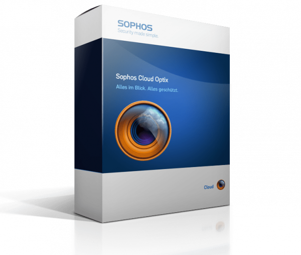 Sophos Central Cloud Optix
