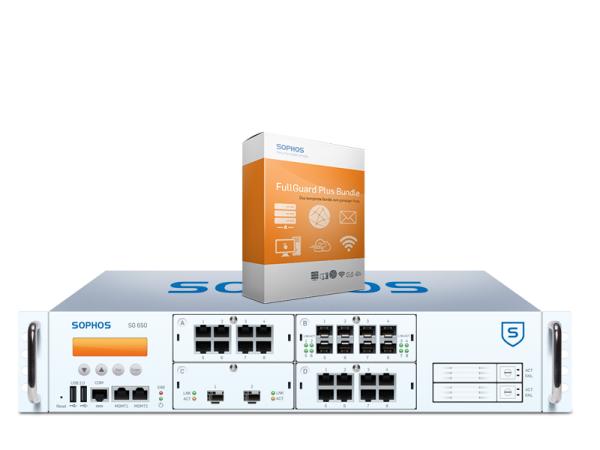 Sophos SG 650 TotalProtect Plus (SG650)