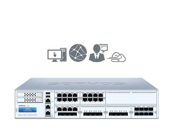 Sophos XG650 inkl. Enterprise Protect Plus