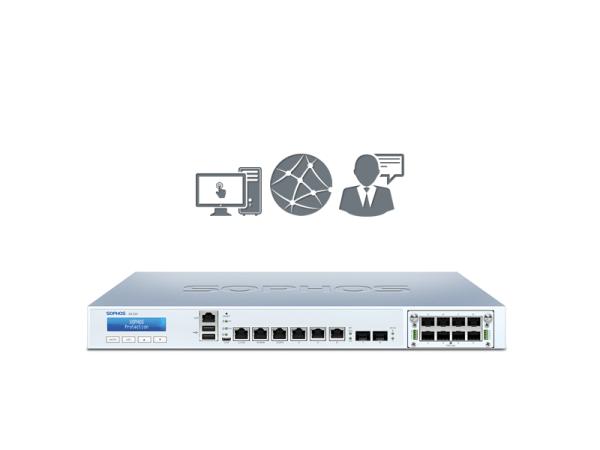 Sophos XG 210 inkl. Enterprise Protect