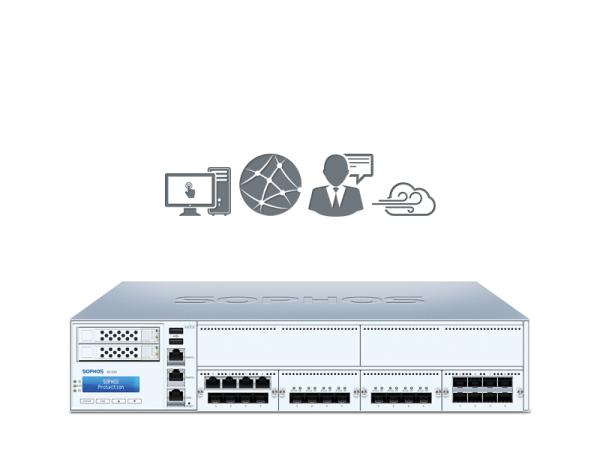 Sophos XG550 inkl. Enterprise Protect Plus